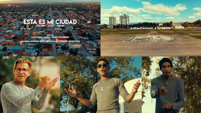 Claudio Casal - Lachy Pop - Fermín - ¨Esta es mi ciudad¨ - Videoclip - Dirección: Alejandro LLoga - Pedro Gutiérrez. Portal Del Vídeo Clip Cubano