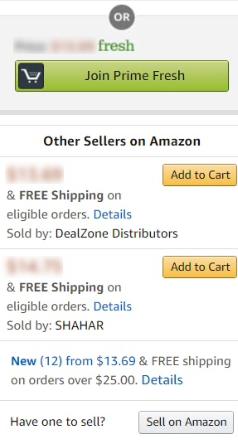 美國Amazon產品價格比較,便宜一點
