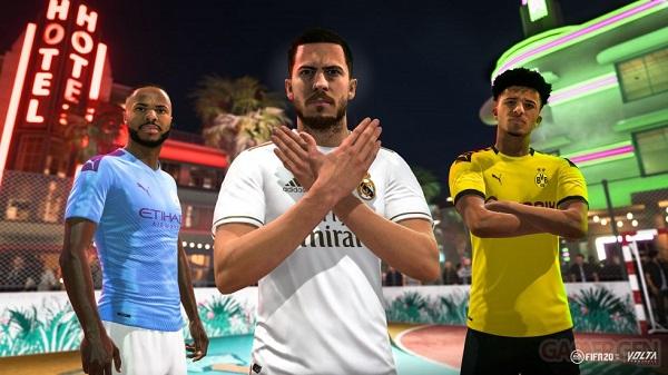 تقديم طور Volta داخل لعبة FIFA 20 و عودة لسلسلة FIFA Street بشكل رائع ، لنشاهد من هنا..