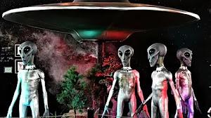 Puede ser que extraterrestres invisibles convivan con humanos