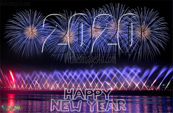 Happy New Year 2020 Fireworks Pics Download For Whatsapp Facebook