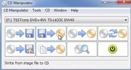 PROGRAMMA FACILE PER FARE COPIE DI CD AUDIO
