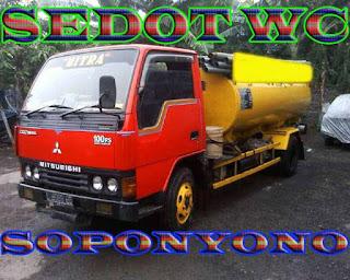 Sedot WC Bakalan Wringinpitu Sidoarjo, 082240953999