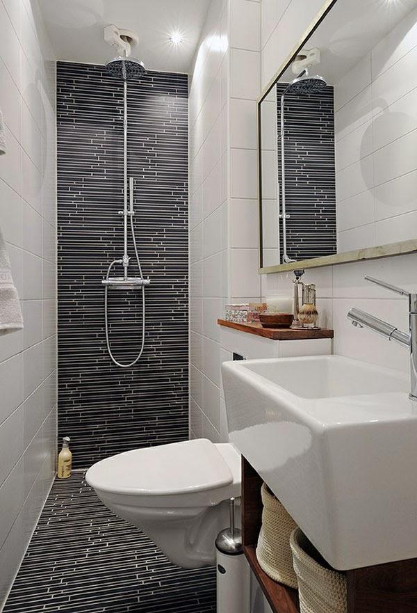 Decotips Mini baños, Maxi trucos Low cost! - Virlova Style