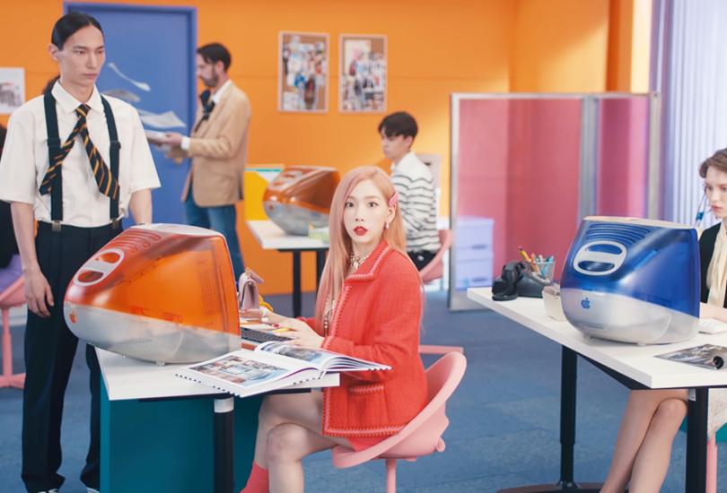 "SM Entertainment serve a little Doja and Dua for Taeyeon's ""Weekend""   Random J Pop"