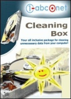1-abc.net Cleaning Box Portable