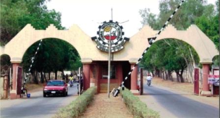 Moddibo Adama University of Technology, Yola, Adamawa State students protest
