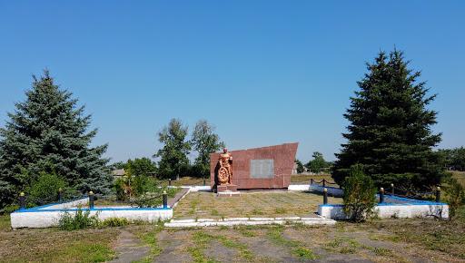 Райполе. Воинский мемориал