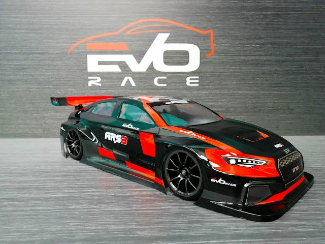 Evo Race Factory Audi RS3