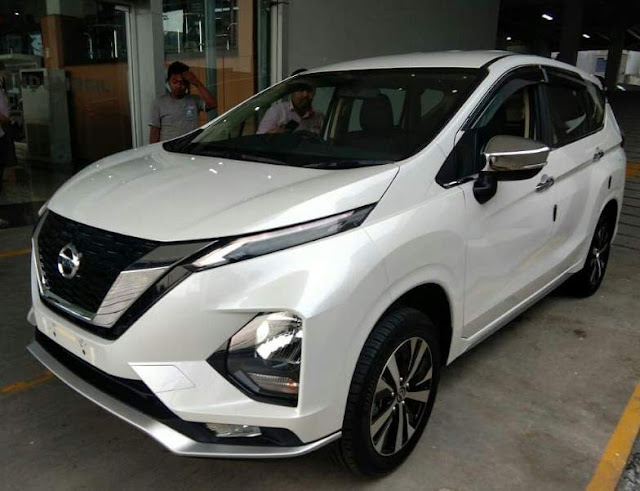 All New Livina Xpander 2019 Pilihan Warna Putih