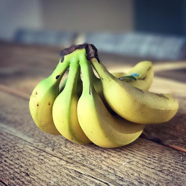Buah pisang untuk mengobati diare