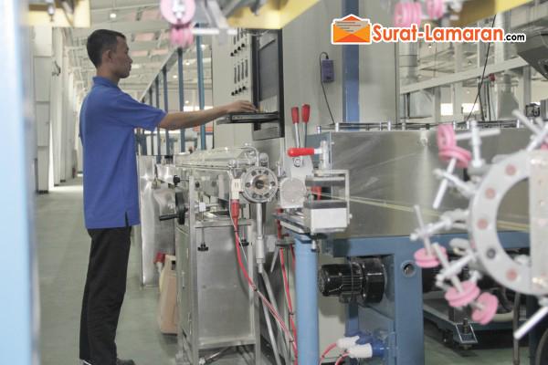Lowongan Kerja  PT Yangtze Optics Indonesia Suryacipta Karawang