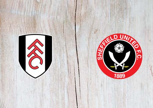 Fulham vs Sheffield United -Highlights 20 February 2021