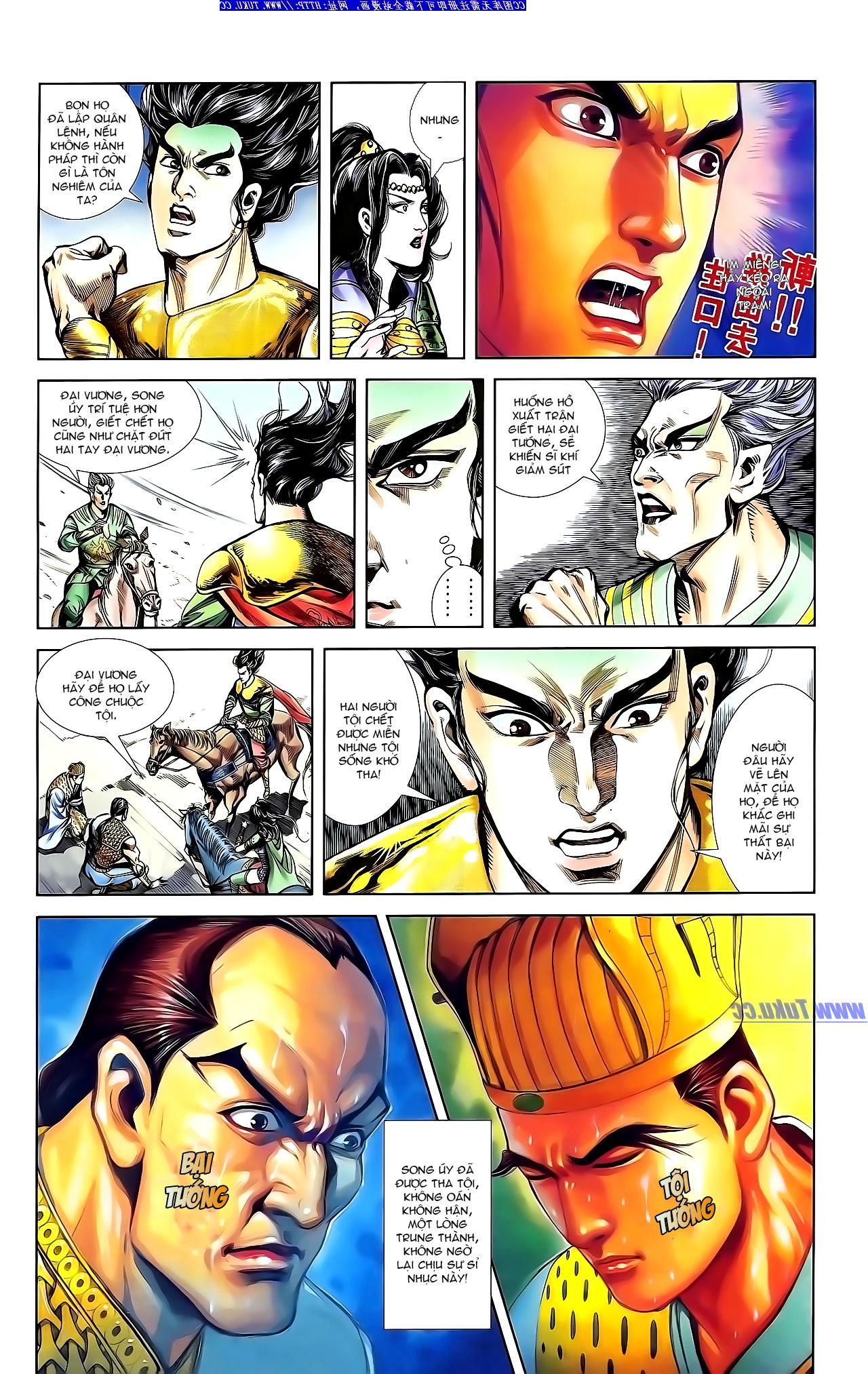 Cơ Phát Khai Chu Bản chapter 144 trang 11