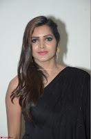 Pavani Reddy in Black Saree Sleeveless Choli ~  Exclusive 56.JPG