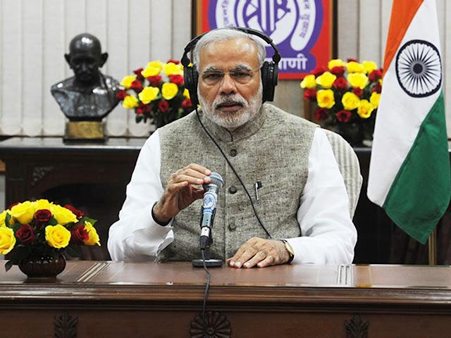 PM Narendra Modi Mann Ki Baat Live Today News PM Modi