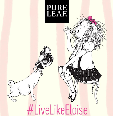 Pure Leaf is giving iced tea drinkers a chance to win an all expenses paid trip to New York City so that you can have a ball and Live Like Eloise!