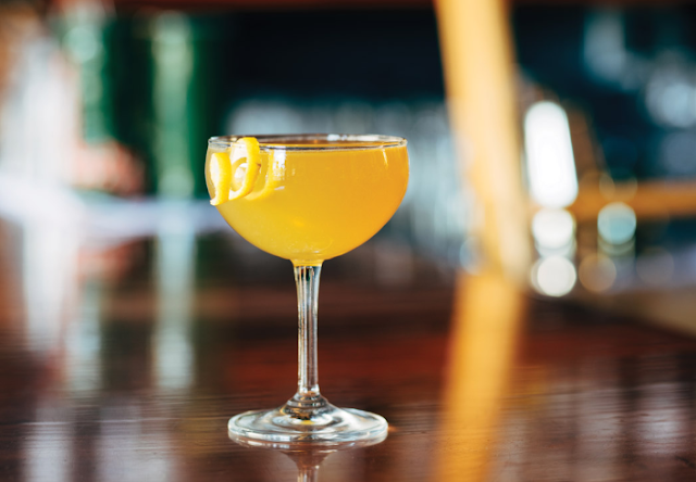 Sidecar Cocktail Recipe #drink #cocktails