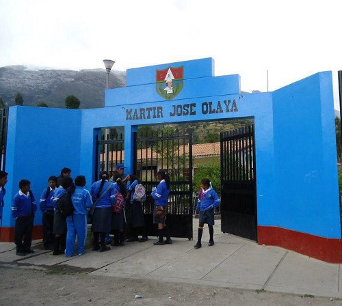 Escuela 86616 MARTIR JOSE OLAYA - Musho