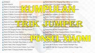 Trik Jumper Xiaomi