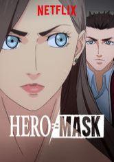 Mặt nạ anh Hùng -Hero Mask