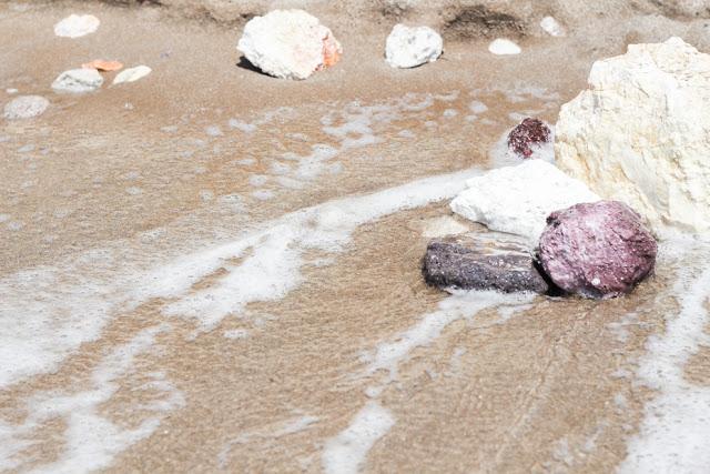 playa isla de milos, grecia