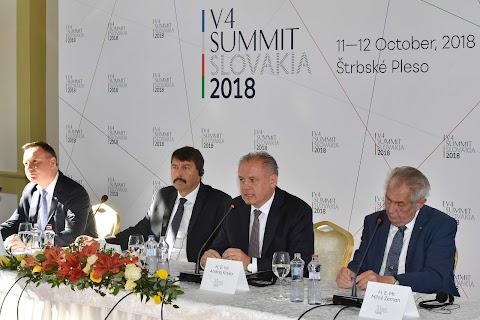 Zeman Brüsszel beavatkozásáról, Duda az Északi Áramlat károsságáról, Kiska az EU megosztása ellen beszélt