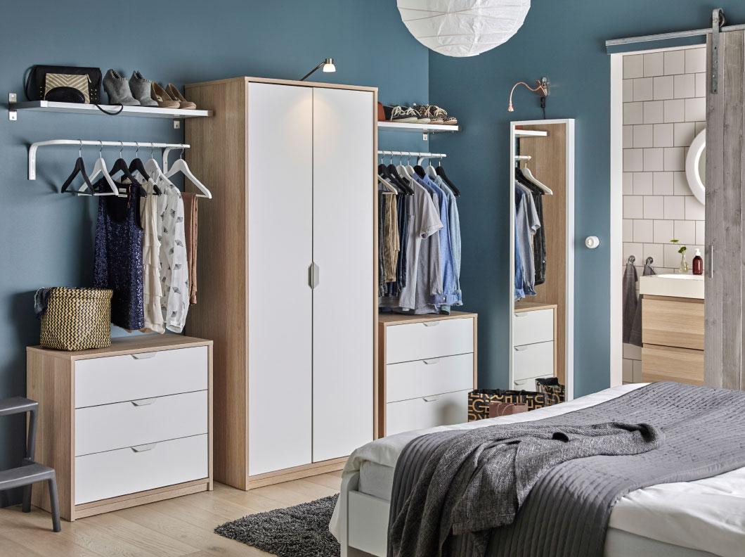 40 Quartos de casal IKEA 2016 ~ Decoração e Ideias  casa e jardim