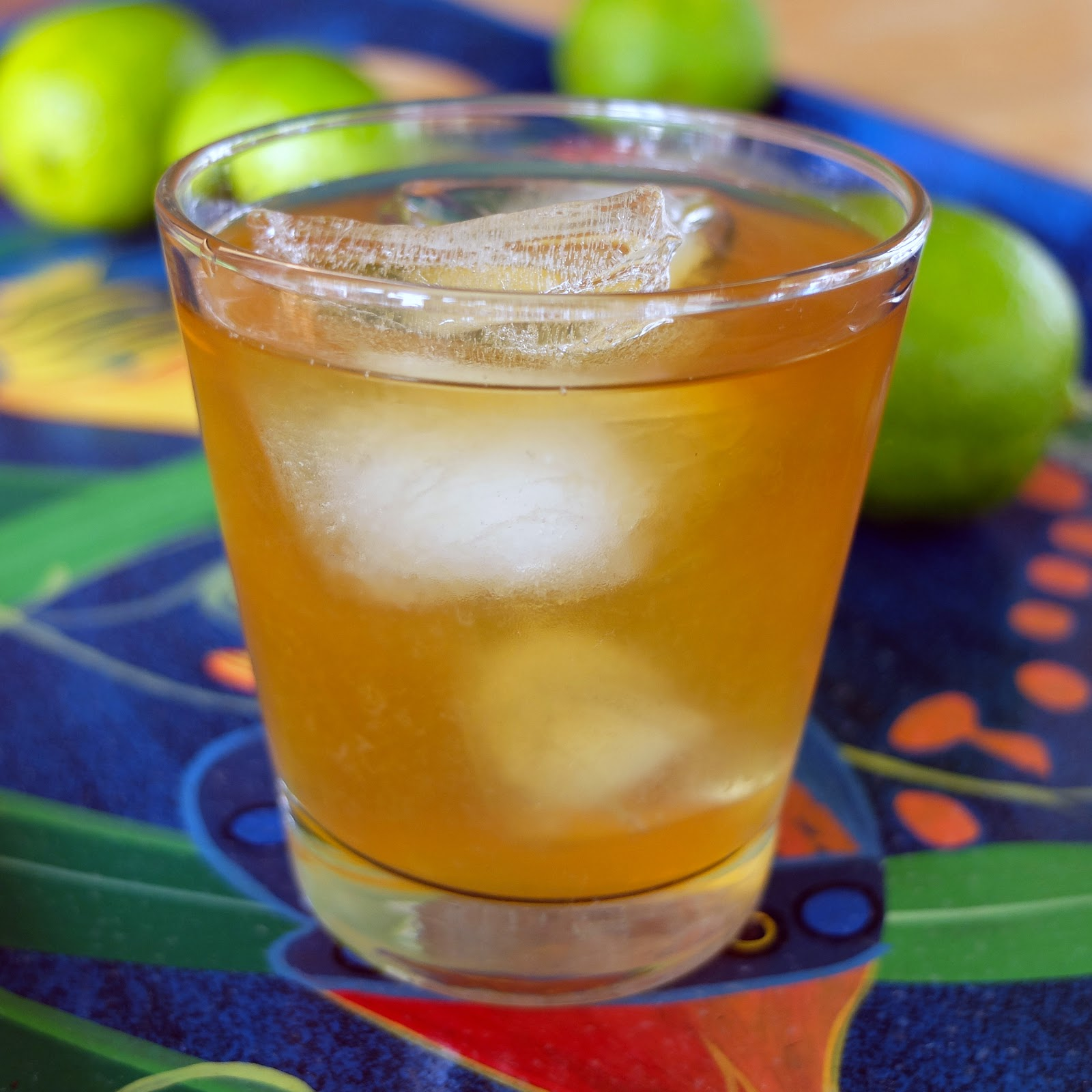 Try the corn 'n' oil, a traditional Barbadian cocktail featuring falernum.