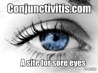 Conjunctivitis.com... now that's a site for sore eyes.
