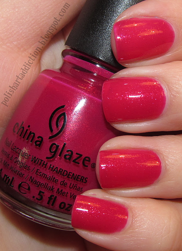 China Glaze - Ahoy