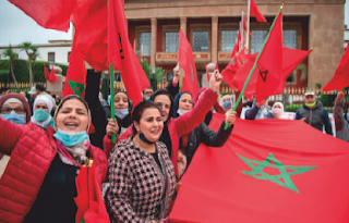 How they see us: Gifting a disputed territory to Morocco