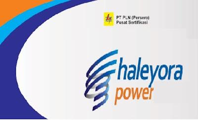 LOWONGAN KERJA MIN,SMA,SMK,D3,S1,PT Haleyora Power (Area Bangka) MENERIMA STAF KARYAWAN BARU PENERIMAAN SELURUH INDONESI