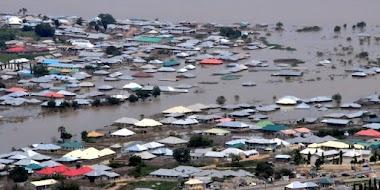 Four killed, 166 houses destroyed in Abuja estate flood