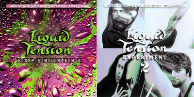 Liquid Tension Experiment 1 y 2