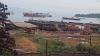 Aktivitas Dermaga Putra Teluk Banten Mengganggu Pengguna Jalan