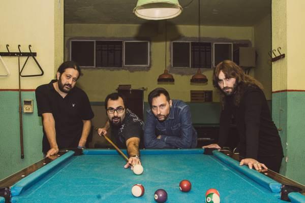 THE SKELTERS: Παρασκευή 13 Οκτωβρίου @ Μουσικό Καφενείο Σείριος (Νάουσα)