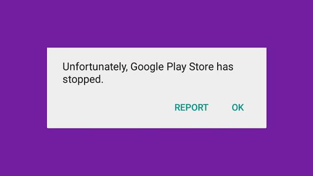 Cara Mengatasi Google Play Store Tiba-Tiba Berhenti atau Crash