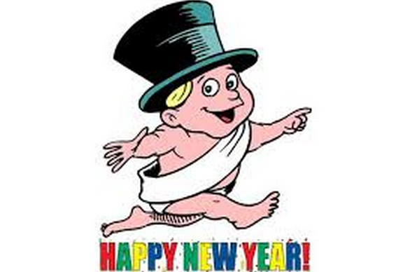 Happy New Year 2015 Funny Pictures 3D