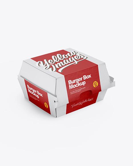 Você terá neste pacote mockups de canecas, xícaras e copos de café, de alta qualidade. 60 Best Burger Box Mockup Templates Free Premium
