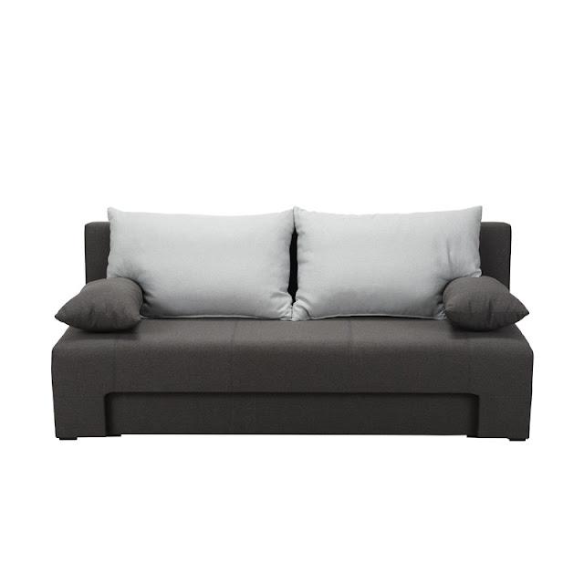 Καναπές με κρεβάτι και αποθ. χώρο 295