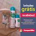 Brindes Grátis Recebidos -  2 desodorantes Bí-O OdorBlock2 e Copo Personalizado