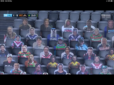 NRL Crowd