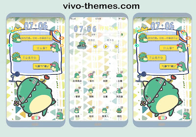 Crocodylus Park Theme For Vivo Android Smartphones