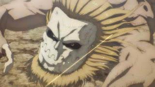 進撃の巨人 九つの巨人 顎の巨人 | ポルコ・ガリアード | Attack on Titan Jaw Titan | Nine Titan | Hello Anime !