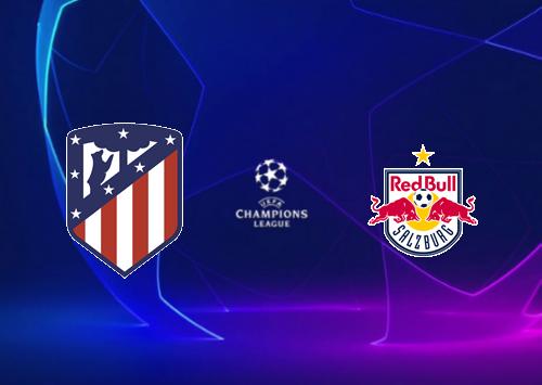 Atletico Madrid vs Salzburg -Highlights 27 October 2020