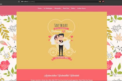 Aplikasi Undangan Pernikahan gratis | Wedding Online