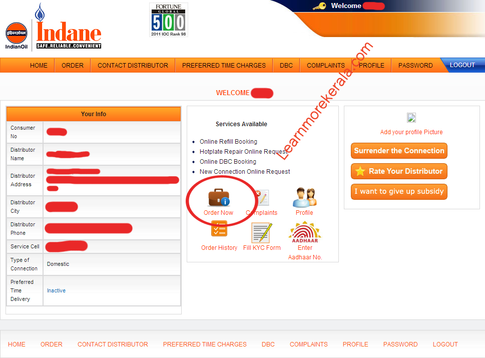 How to book Indane gas online and trace your refill or ...