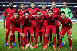 Jadwal Timnas Indonesia vs UEA di Kualifikasi Piala Dunia U22 : Live TVRI dan Mola TV