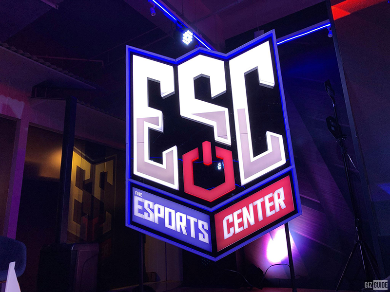 Globe's Esports Center is now open at UP Town Center!